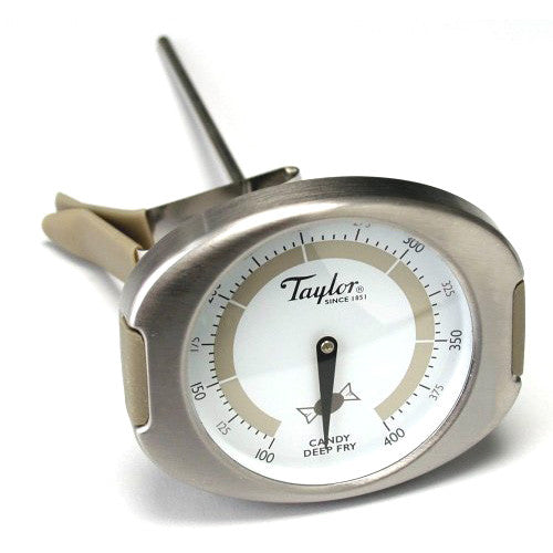 Taylor 509 Connoisseur Line Candy/Deep Fry Thermometer