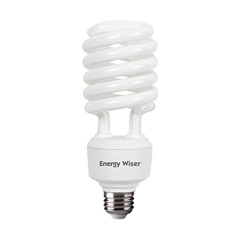 Bulbrite 509540 CF40C/WW 40W High Wage Compact Fluorescent T5 Coil with Medium Base, 150W Equivalent, Warm White
