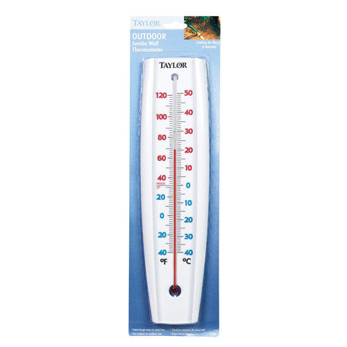Taylor 5109 Outdoor Jumbo Wall Thermometer