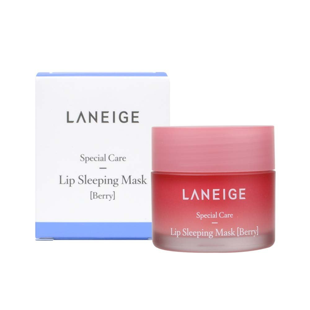 LANEIGE Lip Sleeping Mask 20g Lip Cream Care Smooth Berry