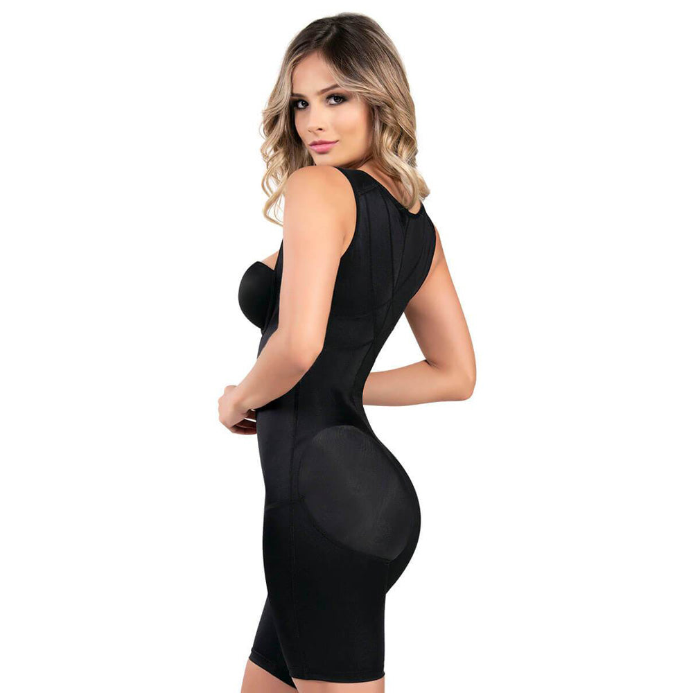 Fajate 609 Ultra Control Slimming Bodysuit Body Shaper Fajas Colombianas