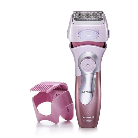 Panasonic ES2216PC Electric Shaver for Women Close Curves Electronic Shaver (Like New)