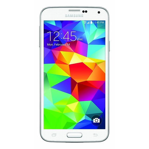 Samsung Galaxy S5 G900V 16GB Verizon Smartphone w/ 16MP Camera White