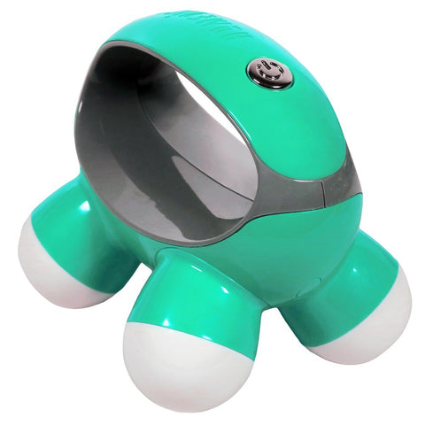 HoMedics NOV-30-9CTM Mini Massager Hand Held Massager Color Green