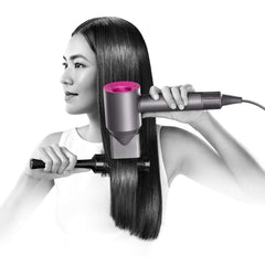 Dyson Supersonic Hair Dryer WHITE/SILVER (Like New)