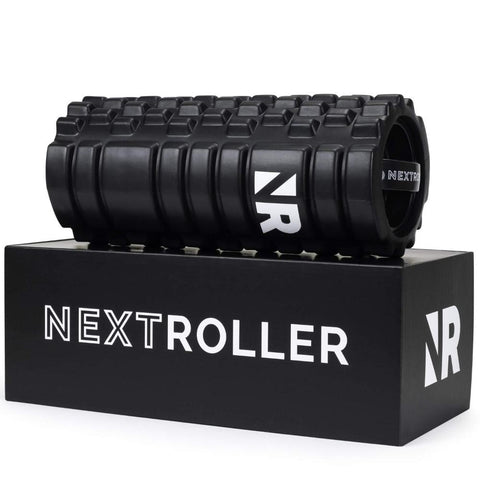 NextRoller 3-Speed Vibrating Foam Roller High Intensity Vibration (Like New)