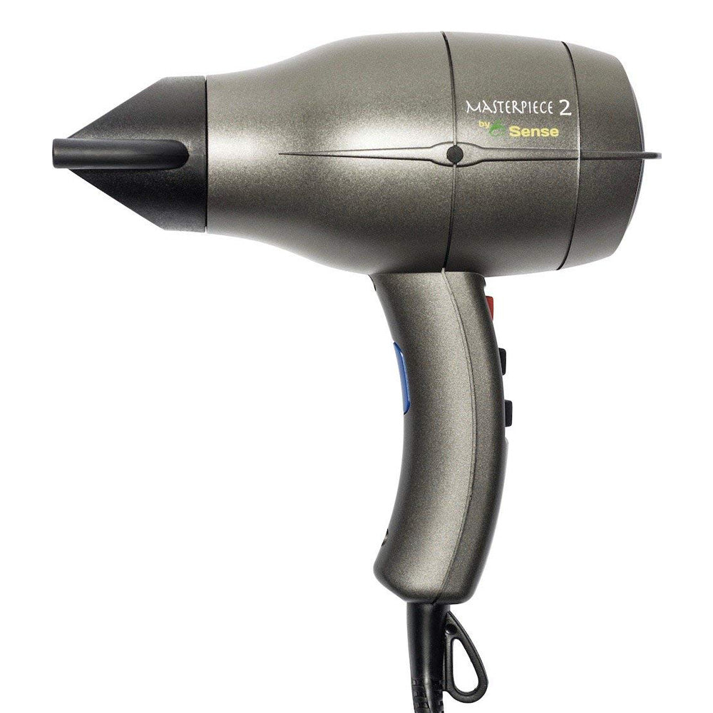 6th Sense Masterpiece 2 Professional Ionic Hair Dryer, Black