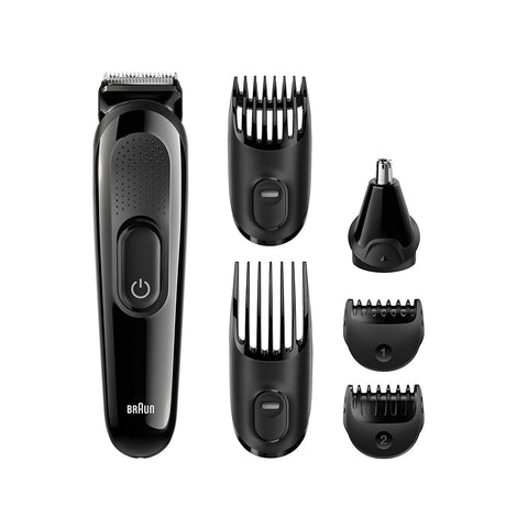 Braun MGK3020 Men's Beard Trimmer for Hair / Head Trimming (Like New)