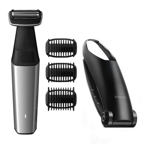 Philips Norelco Bodygroomer BG5025/49 W/O SHAVER HEAD (Like New)