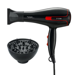 Hair Dryer Ptatoms Professional Ionic Blow Dryer AC 2100W with Blue Light (Like New)