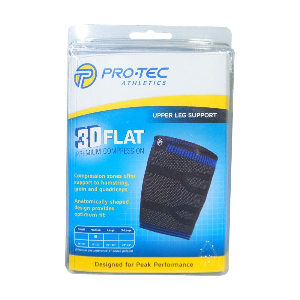 Pro-Tec Athletics 3D Flat Premium Thigh Support