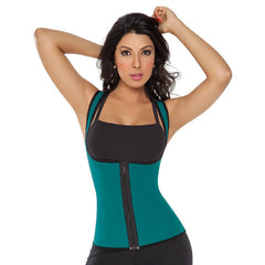 Fajate Women's Ultra Sweat Chaleco Reductor Fat Body Slimmer Thermal Vest