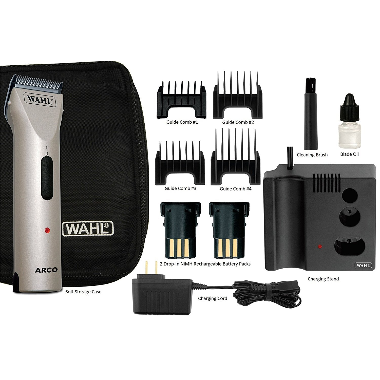 Wahl 8786-451A Professional Animal ARC, CHAMPAGNE