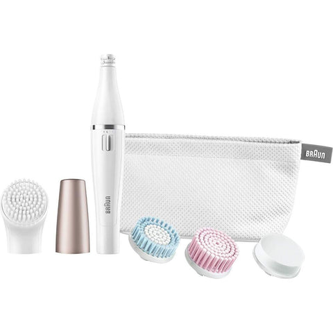 Braun Face 851 Women's Miniature Epilator, Electric Hair Removal