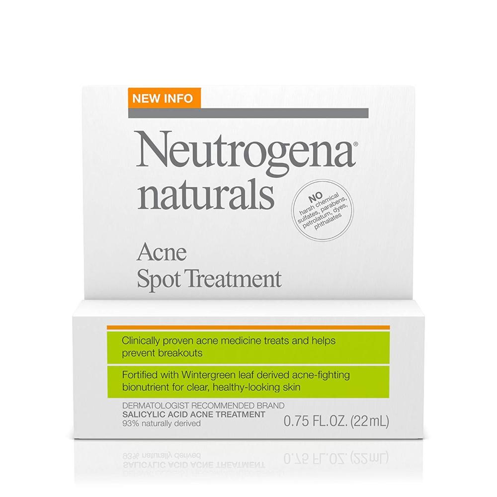 Neutrogena Naturals Acne Spot Treatment, .75 Oz