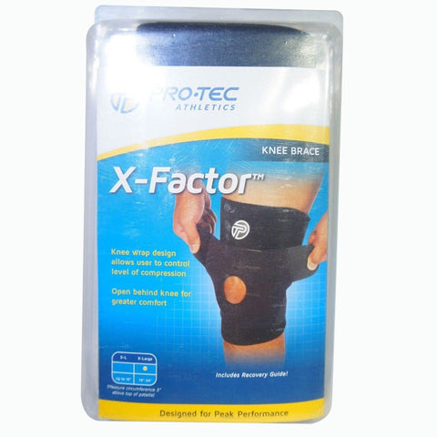 Pro-Tec Athletics X-Factor Knee Brace