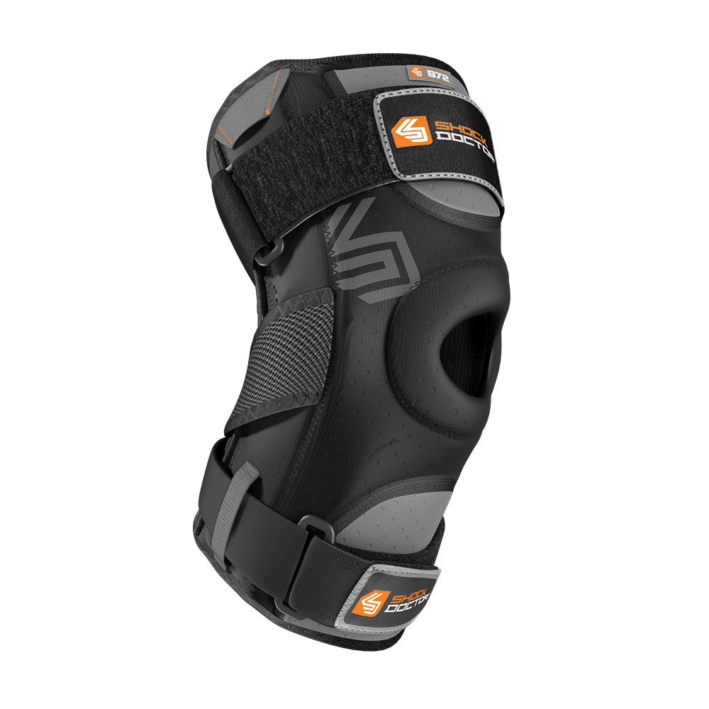 Shock Doctor 872 Knee Support with Dual Hinges