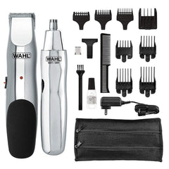 Wahl 05622 Groomsman rechargeable beard & Mustache Trimmer for beard