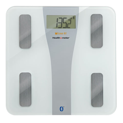 Health O Meter BFM147DQ-01 Lose It! Bluetooth Body Fat Scale (Like New)