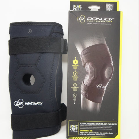 DW DonJoy Performance Bionic Knee Brace Hinged Small (LB-62)