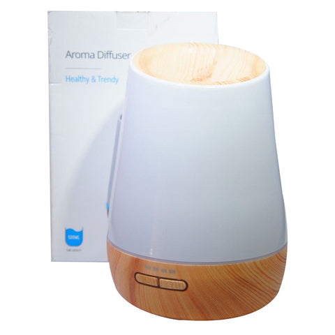 Healthy & Trendy Aroma Oil Diffuser 500ml (Like New)