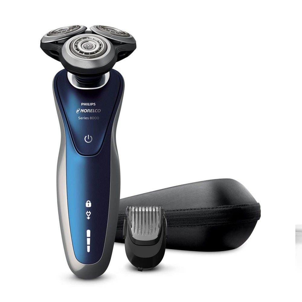 Philips Norelco S8950/91 Electric Shaver 8900, Wet & Dry Edition