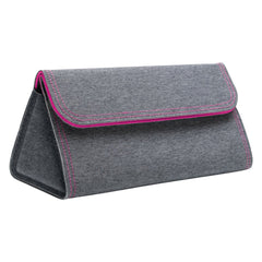 Dyson OEM Storage Bag for Dyson Supersonic Hair Dryer Gray/Pink