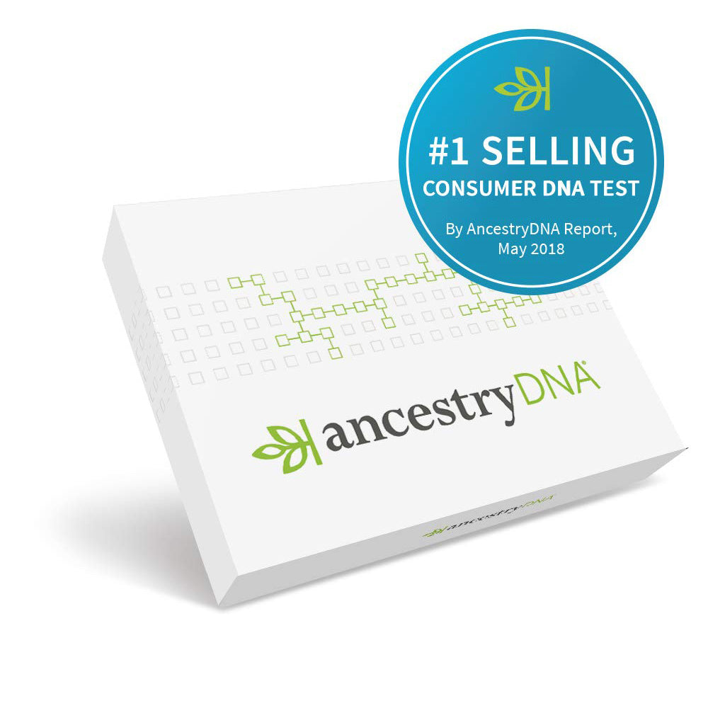 Ancestry DNA Genetic Testing Test Kit Original