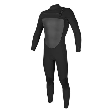 O'Neill 5012 A00 LT Men's O'Riginal 4/3mm Chest Zip Full Wetsuit, LARGE, TALL