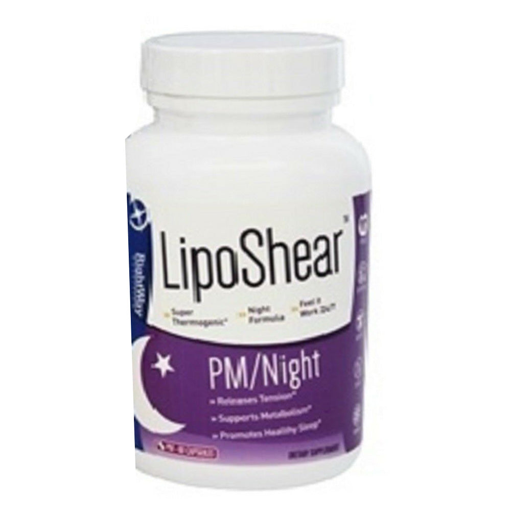 RightWay Nutrition PM/Night Liposhear Capsules, 60 Count