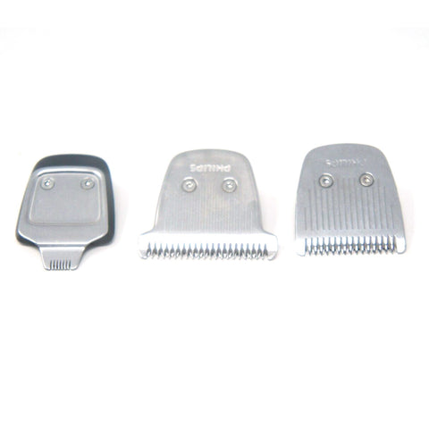 3 Heads Trimmer Detail Trimmer Wide Head for Philips Norelco MG7770/49