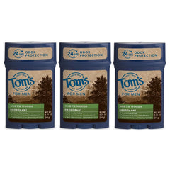 Tom's of Maine For Men North Woods Deodorant 2 Pack EXP:10/20