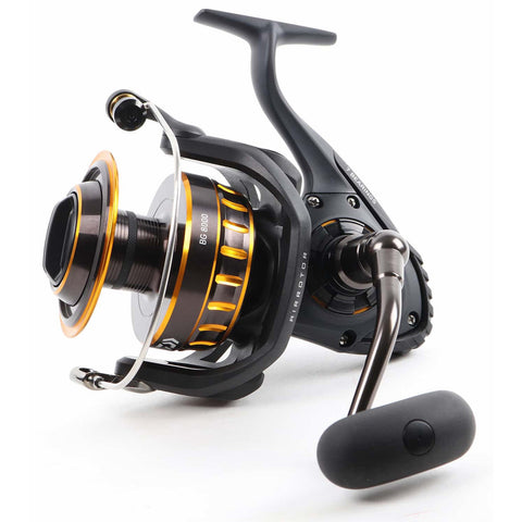 Daiwa Black Gold BG 3500 Saltwater Spinning Fishing Reel BG3500
