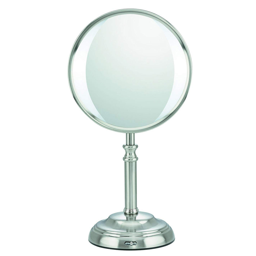Conair Oval Shaped Variable LED Lightening Double-Sided Makeup Mirror