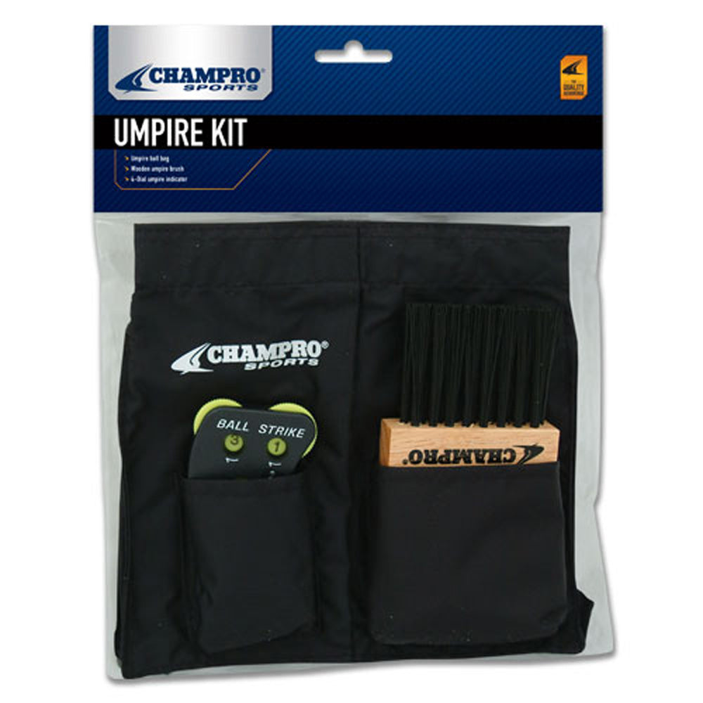 Champro Sports Umpire Kit (INCLUDES A045, A040, A048)