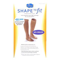 Dr. Comfort Anti-Embolism Knee High Stockings for Men & Women