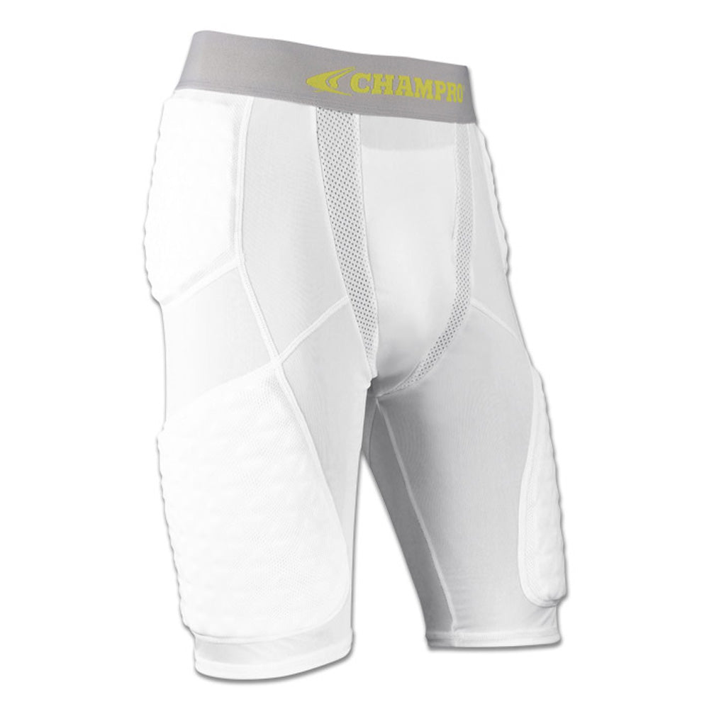 Champro Sports BBGU9 Tri-Flex Padded Shorts