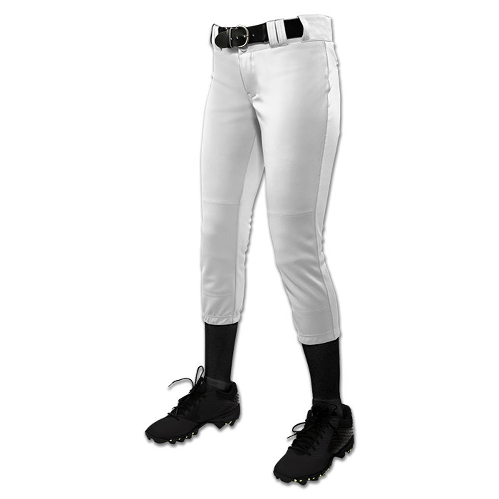Champro Sports BP11 Tournament Women's Traditional Low Rise Pant