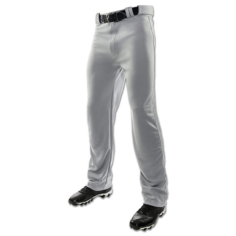 Champro Sports BP4U Open Bottom Relaxed Fit Baseball Pant