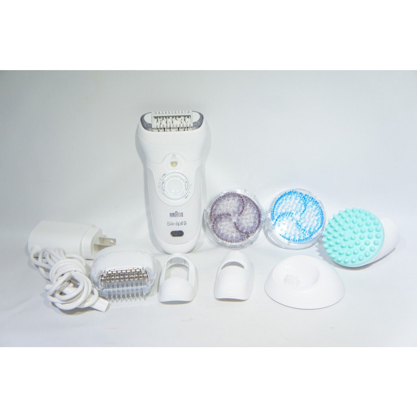 Braun Silk-épil 9 9-961V Women's Epilator Electric Hair Removal