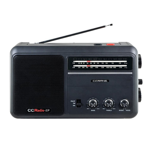 C Crane CC Radio-EP AM/FM with Simple Pure Performance