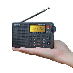 C Crane CC Skywave AM, FM, Shortwave, Weather and AirBand Portable Travel Radio