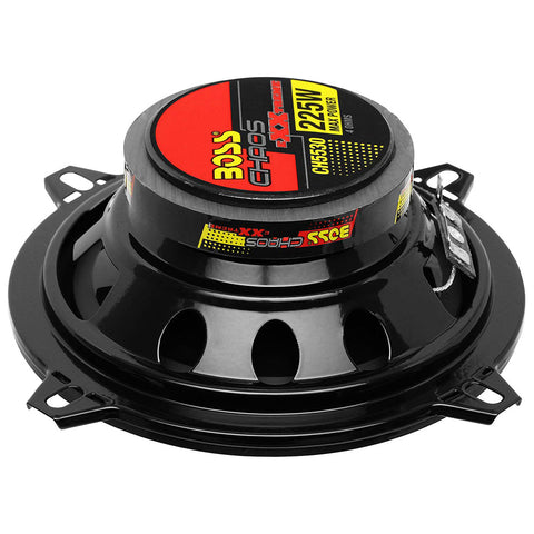 Boss CH5530 CHAOS EXXTREME 3-Way 5.25in. Car Speaker 225WATTS Peak Power