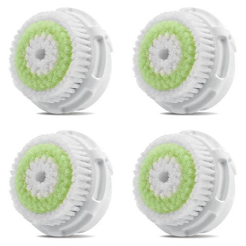 Pursonic 4 Piece Replacement Heads For Clarisonic