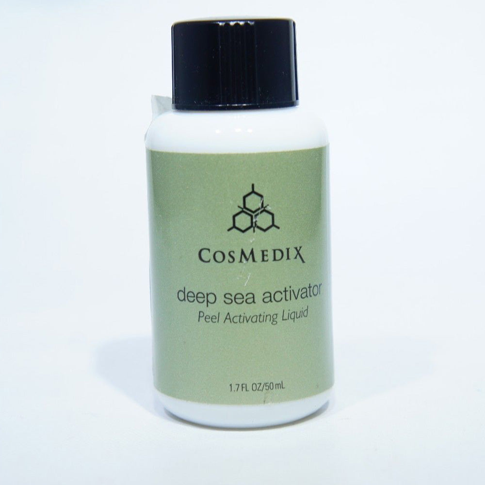 CosMedix Deep Sea Activator Peel Activating Liquid 1.7 oz