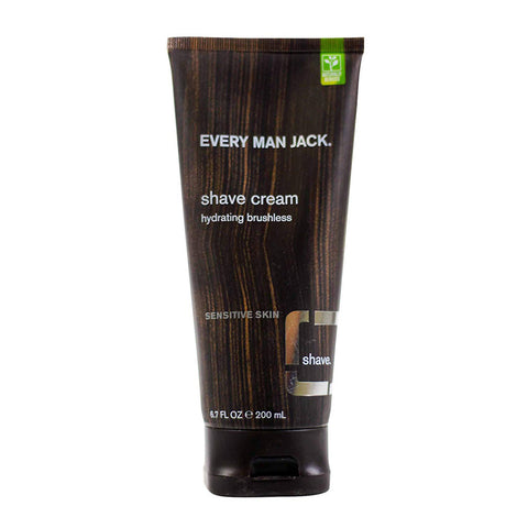 Every Man Jack Sensitive Skin Shave Cream 6.7 oz