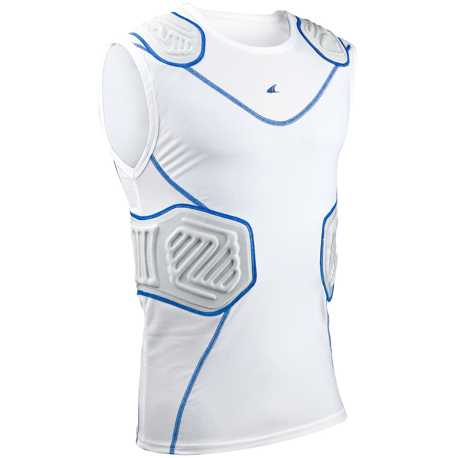 Champro Sports FJU10 Bull Rush Compression Shirt