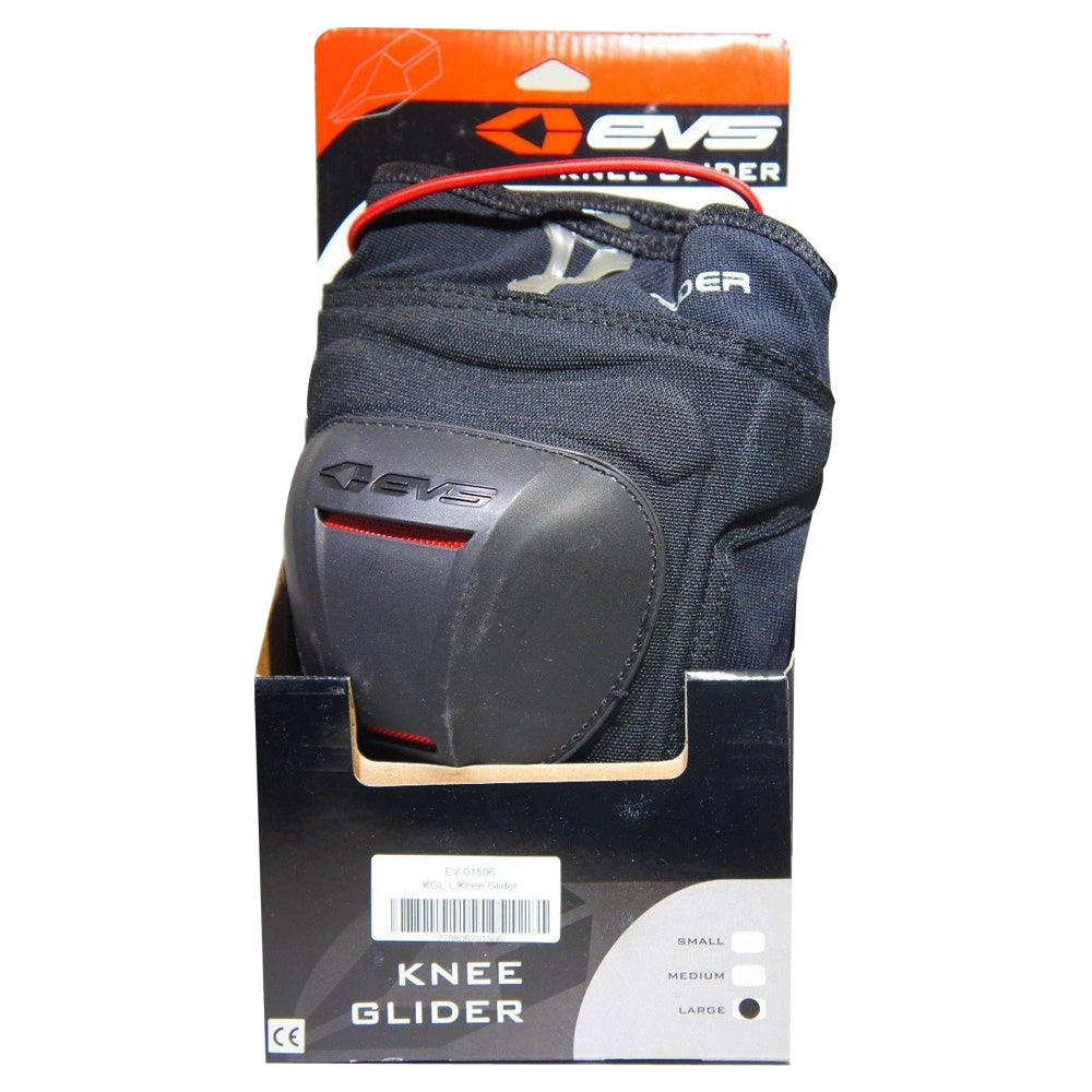 EVS Sports Glider Knee/Shin Pad (Pair)