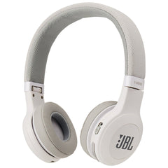 JBL E45BT On-Ear Wireless Headphones, White (Like New)