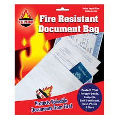 Jobar JB5076 Fire Resistant Document Bag